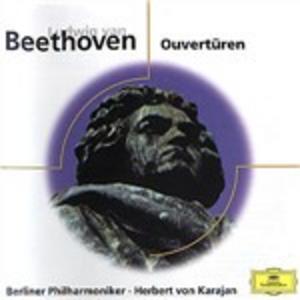 CD Overtures di Ludwig van Beethoven