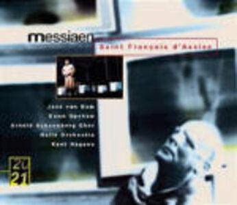 CD San Francesco d'Assisi (Saint Francois d'Assise) di Olivier Messiaen