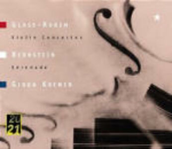 CD Concerti per violino / Serenata Philip Glass , Ned Rorem