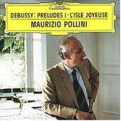 CD Preludi Libro I Claude Debussy Maurizio Pollini