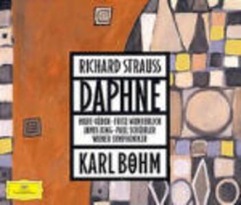 Daphne - CD Audio di Richard Strauss,Fritz Wunderlich,Hilde Güden,James King,Karl Böhm,Wiener Symphoniker