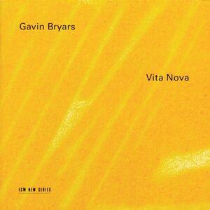 Foto Cover di Vita Nova, CD di Gavin Bryars, prodotto da ECM Records