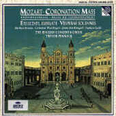 CD Messa dell'incoronazione K317 - Exsultate Jubilate - Vesperae Solennes de Confessore Wolfgang Amadeus Mozart English Concert Trevor Pinnock