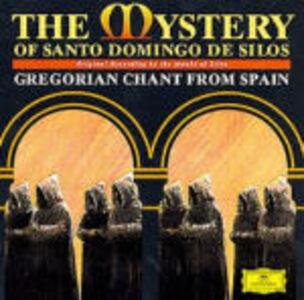 CD The Mystery of Santo Domingo de Silos