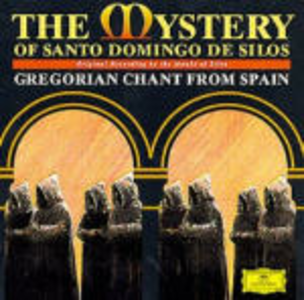 CD The Mystery of Santo Domingo de Silos