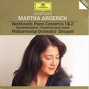 CD Concerti per pianoforte n.1, n.2 di Ludwig van Beethoven