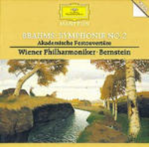 CD Sinfonia n.2 di Johannes Brahms