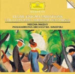 Foto Cover di Variazioni Enigma - Concerto per violoncello - Serenata per archi, CD di AA.VV prodotto da Deutsche Grammophon