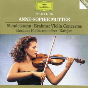 CD Concerto per violino / Concerto per violino Johannes Brahms , Felix Mendelssohn-Bartholdy