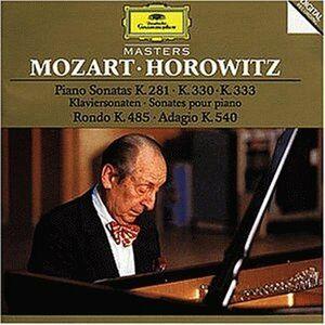 CD Sonate per pianoforte K281, K330, K333 di Wolfgang Amadeus Mozart