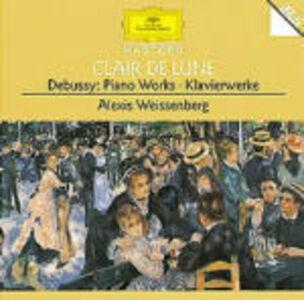 CD Brani per pianoforte di Claude Debussy