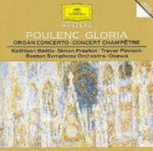 CD Gloria di Francis Poulenc