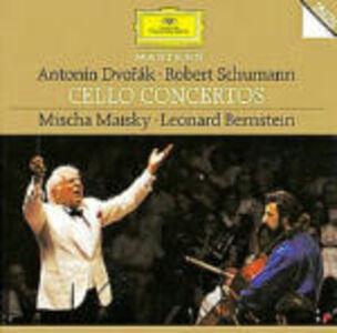 CD Concerti per violoncello Antonin Dvorak , Robert Schumann