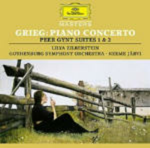 CD Concerto per pianoforte - Peer Gynt di Edvard Grieg