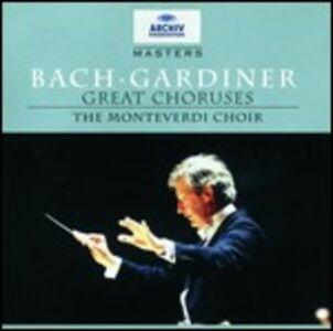 CD Grandi corali di Johann Sebastian Bach