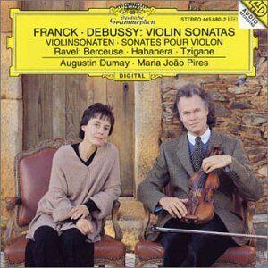 CD Sonate per violino e pianoforte Claude Debussy , César Franck