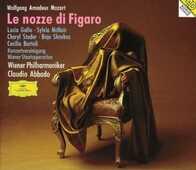 CD Le nozze di Figaro Cecilia Bartoli Wolfgang Amadeus Mozart Claudio Abbado