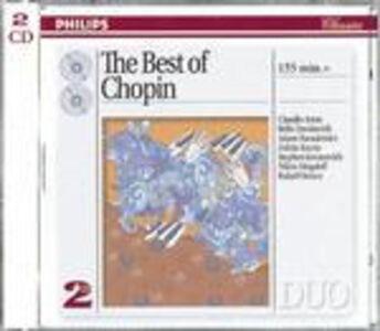 CD The Best of Chopin di Fryderyk Franciszek Chopin