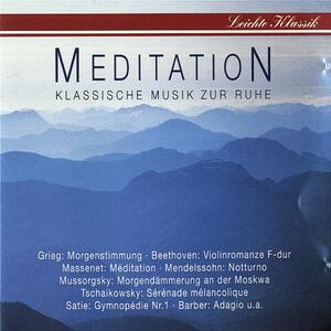 Meditation - CD Audio
