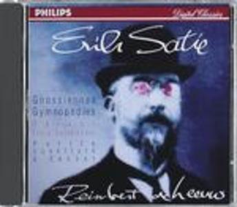 CD Gnossiennes - Ogives - Gymnopédies - Petite ouverture à danser - Sarabande di Erik Satie