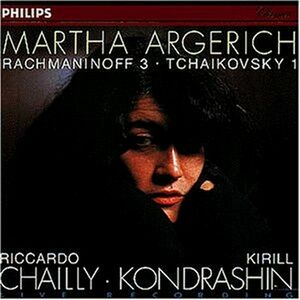 CD Concerto per pianoforte n.3 / Concerto per pianoforte n.1 Sergei Vasilevich Rachmaninov , Pyotr Il'yich Tchaikovsky