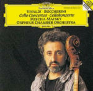CD Concerti per violoncello Luigi Boccherini , Antonio Vivaldi