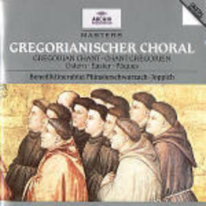 CD Canto gregoriano