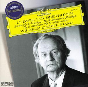 CD Sonate per pianoforte n.8, n.14, n.21, n.23 di Ludwig van Beethoven