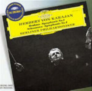CD Sinfonia n.1 / Sinfonia n.1 Johannes Brahms , Robert Schumann