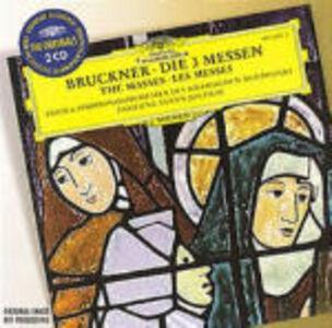 CD Messe di Anton Bruckner
