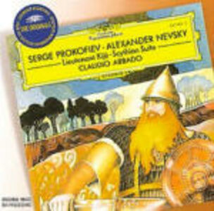 CD Scythian Suite - Alexander Nevsky - Il luogotenente Kijé di Sergei Sergeevic Prokofiev