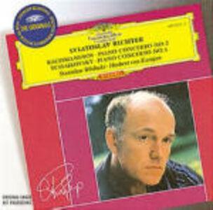 Foto Cover di Concerto per pianoforte n.2 / Concerto per pianoforte n.1, CD di AA.VV prodotto da Deutsche Grammophon