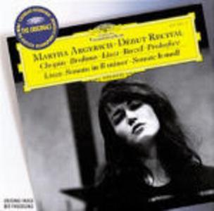 CD Debut Recital