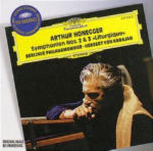 CD Sinfonie n.2, n.3 / Concerto in Re Igor Stravinsky , Arthur Honegger