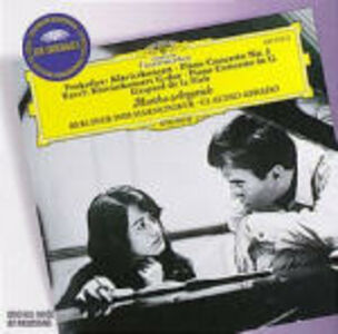 CD Concerto per pianoforte n.3 / Concerto in Sol Sergei Sergeevic Prokofiev , Maurice Ravel