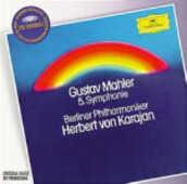 CD Sinfonia n.5 Gustav Mahler Herbert Von Karajan Berliner Philharmoniker
