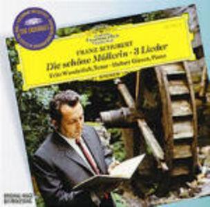 CD Die Schöne Müllerin di Franz Schubert