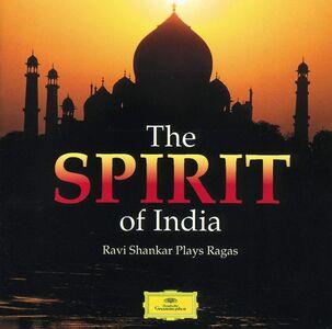 CD Spirit of India di Ravi Shankar