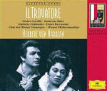 CD Il Trovatore di Giuseppe Verdi