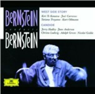 CD West Side Story - Candide di Leonard Bernstein