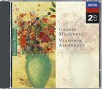 CD Mazurke di Fryderyk Franciszek Chopin