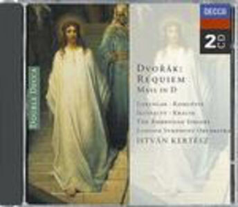CD Requiem - Messa in Re di Antonin Dvorak