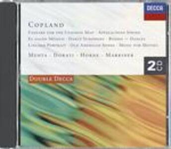CD Fanfare - Salon - Rodeo di Aaron Copland