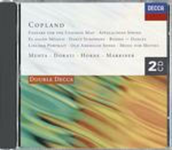 CD Fanfare - Salon - Rodeo di Aaron Copland