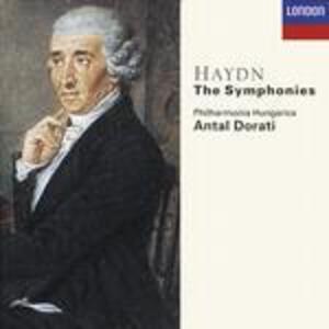 Sinfonie complete - CD Audio di Franz Joseph Haydn,Antal Dorati,Philharmonia Hungarica