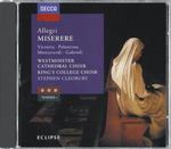 CD Miserere