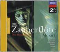 CD Il flauto magico (Die Zauberflöte) Wolfgang Amadeus Mozart Karl Böhm Wiener Philharmoniker