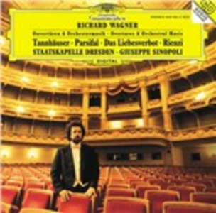 CD Overtures di Richard Wagner