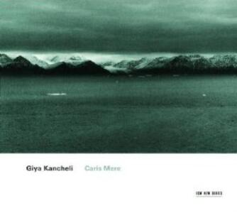 Caris Mere - CD Audio di Giya Kancheli