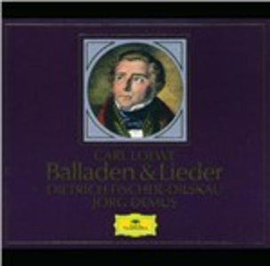 CD Ballads & Lieder di Frederick Loewe